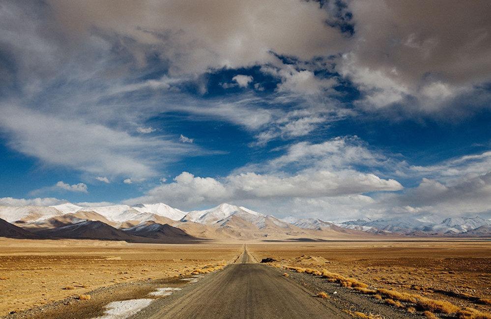 Тур по Памирскому тракту