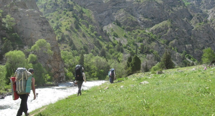 Тур по Тимур-Даре