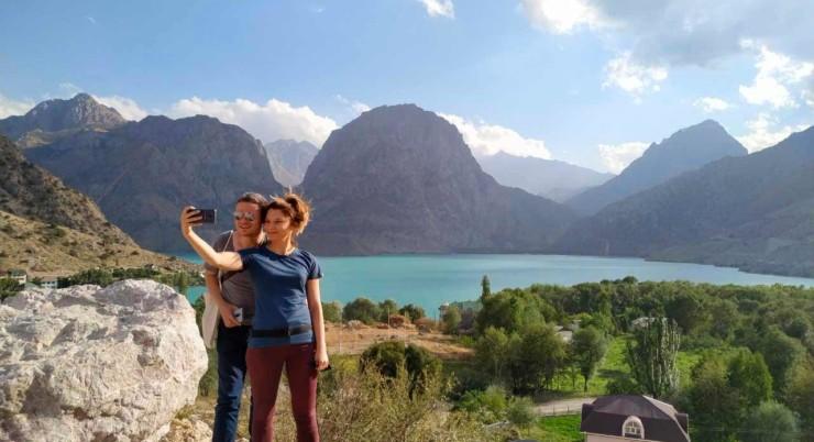 Тур по озеру Искандеркуль