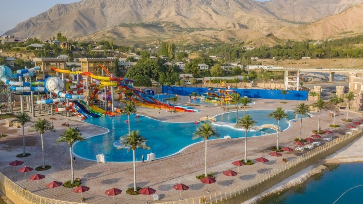 "WATER ENTERTAINMENT COMPLEX ""KULI DUSHANBE"""